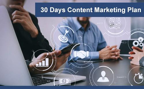 interplein-cursussen--30-Days-Content-Marketing-Plan